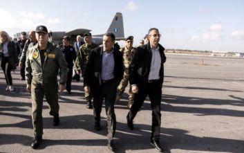 Παναγιωτόπουλος: Ελλάδα, Κύπρος και Αίγυπτος θα πορευτούν από κοινού για να διασφαλίσουν την ειρήνη