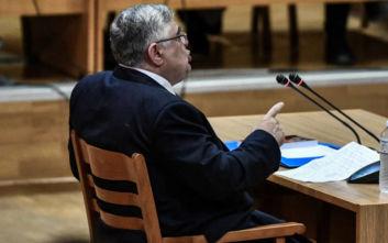 Νίκος Μιχαλολιάκος στη δίκη της Χρυσής Αυγής: Εγώ φασίστας δεν είμαι σε καμία περίπτωση