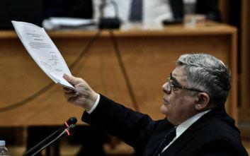 ΣΥΡΙΖΑ για απολογία Μιχαλολιάκου: Να οδηγηθούν οι ιδέες της Χρυσής Αυγής στη λήθη