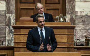 Βουλή: Την Παρασκευή απαντά ο Κυριάκος Μητσοτάκης σε ερωτήσεις Τσίπρα και Γεννηματά