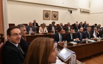 Προανακριτική για υπόθεση Παπαγγελόπουλου: Προσήλθαν Πολάκης - Τζανακόπουλος