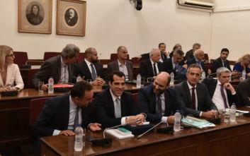 Αναβλήθηκε η συνεδρίαση της προανακριτικής, Πολάκης - Τζανακόπουλος αρνήθηκαν να βγουν από την αίθουσα