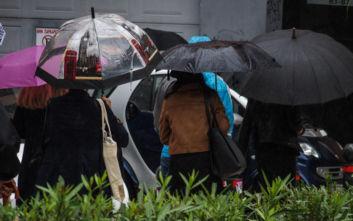 Έκτακτο δελτίο ΕΜΥ: Καταιγίδες και μποφόρ σήμερα - Ποιες περιοχές θα «χτυπήσει» η κακοκαιρία