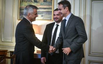 Κυριάκος Μητσοτάκης: Σημαντική προτεραιότητα η μειονότητα στις συζητήσεις με την Αλβανία
