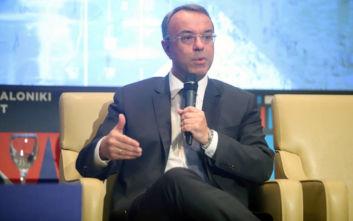 Σταϊκούρας: Η χώρα θα κινηθεί ακόμα καλύτερα το 2020