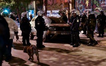 Αστυνομική επιχείρηση στα Εξάρχεια για ναρκωτικά: 5 συλλήψεις