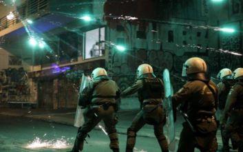 Πολυτεχνείο: Συλλήψεις, προσαγωγές, έφοδοι και κυνηγητό με την Αστυνομία