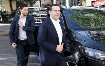 Στα θετικά της Συμφωνίας των Πρεσπών θα αναφερθεί διεξοδικά αύριο ο Αλέξης Τσίπρας από το Παρίσι