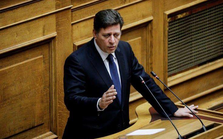 Ισχυρό μήνυμα Βαρβιτσιώτη στην Τουρκία: «Η Ελλάδα έχει σύνορα και τα προστατεύει»