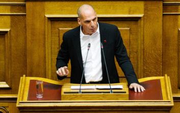 Βαρουφάκης για φορολογικό νομοσχέδιο: Εσείς είστε με τους λίγους, δεν κατανέμετε δίκαια τα βάρη