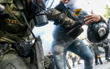 ΚΝΕ: Απρόκλητη επίθεση των ΜΑΤ εναντίον των φοιτητών στο Καβούρι