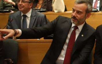 Ζέρβας: Συμμετέχουμε και εμείς σαν τοπική αυτοδιοίκηση στην επιβάρυνση των δικαστηρίων