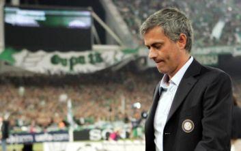 Αγνοείται η ισοπαλία στα ματς που ο Μουρίνιο βρήκε αντίπαλες ελληνικές ομάδες