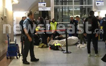 Συναγερμός στον ΗΣΑΠ στο Μοναστηράκι: Μαχαιρώθηκε άντρας στον σταθμό