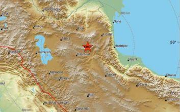 Τουλάχιστον 3 νεκροί από ισχυρό σεισμό στο Ιράν