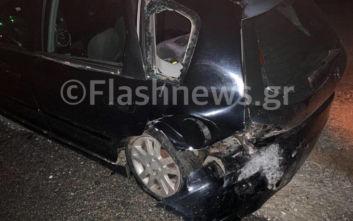Τροχαίο ατύχημα με τραυματισμό στην εθνική οδό Χανίων - Ρεθύμνου στην Κρήτη