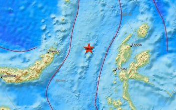 Πολύ ισχυρή σεισμική δόνηση τώρα στην Ινδονησία