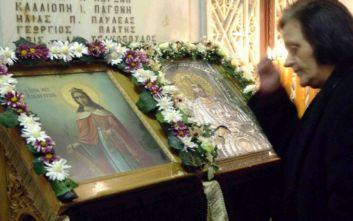 Ποια είναι η Αγία Αικατερίνη που τιμά σήμερα η Εκκλησία