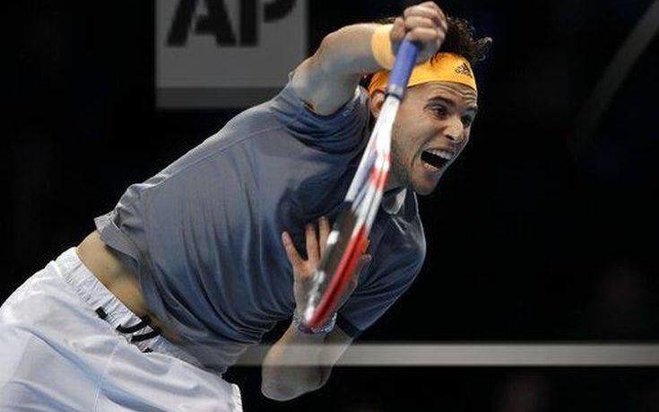 ATP Finals: Ο Ντόμινικ Τιμ αντίπαλος του Στέφανου Τσιτσιπά στον τελικό