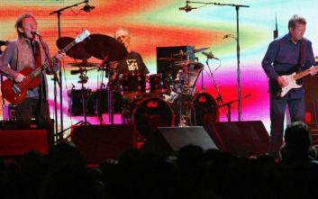 Συναυλία προς τιμήν του Ginger Baker από τον Eric Clapton