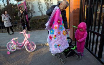 Τρόμος στην Κίνα: Μπήκε σε νηπιαγωγείο και ψέκασε με χημικά τα παιδιά