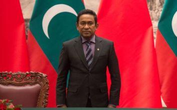 Στη φυλακή ο πρώην πρόεδρος των Μαλδίβων για ξέπλυμα χρήματος