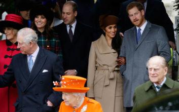 Η βασίλισσα Ελισάβετ έφαγε πόρτα από τη Μέγκαν και τον Χάρι για τα Χριστούγεννα