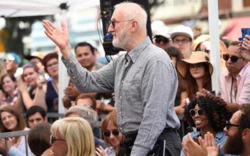 Ο ηθοποιός Τζέιμς Γκρόμγουελ συνελήφθη στη διάρκεια διαδήλωσης της PETA