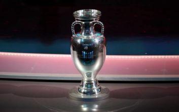 Euro 2020: Αυτά είναι τα τέσσερα γκρουπ δυναμικότητας