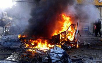 Συρία: 17 νεκροί σε επίθεση με αυτοκίνητο σε περιοχή ελεγχόμενη από τουρκικές δυνάμεις