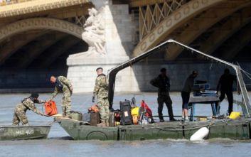 Αγνοούνται τέσσερις μετανάστες μετά ανατροπή βάρκας στον Δούναβη