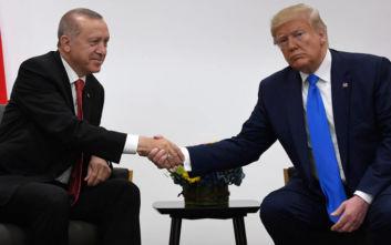 Σήμερα η συνάντηση Τραμπ - Ερντογάν στον Λευκό Οίκο ενώ οι σχέσεις ΗΠΑ - Τουρκίας δοκιμάζονται