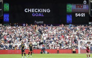 Η πρόταση για το VAR που θα αλλάξει τη σημερινή εικόνα των αγώνων