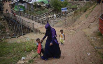 Η Χάγη ζητάει από τη Μιανμάρ να προστατεύσει τους Ροχίνγκια από τη γενοκτονία