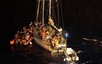 Λιβύη: Δύο πλοία ΜΚΟ διέσωσαν 300 μετανάστες μέσα σε ένα 48ωρο