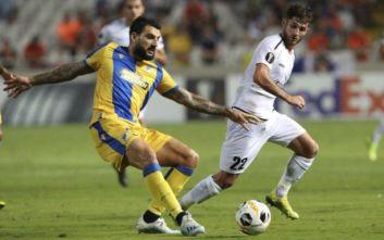 Europa League: Η UEFA όρισε Τούρκο διαιτητή στο ματς του ΑΠΟΕΛ, αλλά μετά τον αντικατέστησε