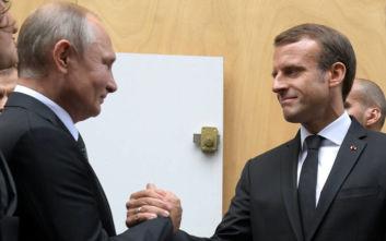 Η κίνηση της Ρωσίας για την Ουκρανία που χαροποίησε τον Μακρόν