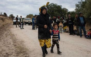 «Μειώθηκαν οι μεταναστευτικές ροές στα ελληνικά νησιά τον Οκτώβριο»