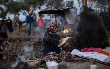Να εκκενωθεί άμεσα η Μόρια ζητά ο ΟΗΕ - Φόβοι για πανδημία λόγω των άθλιων συνθηκών