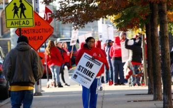 Απεργία τέλος μετά από 11 μέρες για τους δασκάλους στο Σικάγο