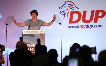 Βρετανία: Το βορειοϊρλανδικό DUP δεν θα στηρίξει κυβέρνηση υπό τον Τζέρεμι Κόρμπιν