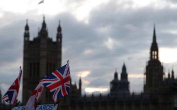 Η βρετανική οικονομία κατέγραψε τον ασθενέστερο ρυθμό ανάπτυξης από το 2012