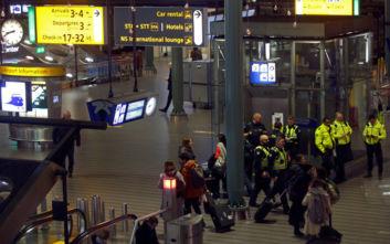 Συναγερμός σε αεροδρόμιο στο Άμστερνταμ κατά... λάθος!