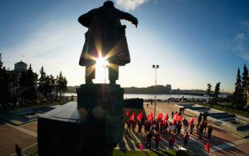 Εντυπωσιακές εικόνες από την στρατιωτική παρέλαση «εποχής» στην Κόκκινη Πλατεία