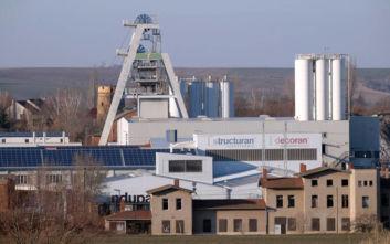 Αίσιο τέλος στο ορυχείο στη Γερμανία, διασώθηκαν όλοι οι εγκλωβισμένοι