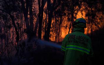 Πυρκαγιές στην Αυστραλία: Νεκροί δυο εθελοντές πυροσβέστες στο Σίδνεϊ