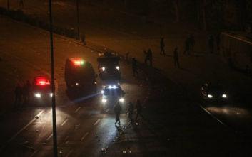 Αμερικανός έβγαλε όπλο και πυροβόλησε διαδηλωτή στη Χιλή