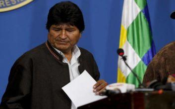 Ακυρώθηκε η υποψηφιότητα Μοράλες για μια έδρα στη Γερουσία της Βολιβίας