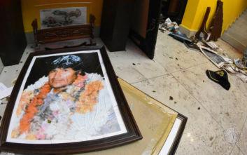 Βολιβία: «Θετική εξέλιξη» για τις ΗΠΑ η αποχώρηση Μοράλες