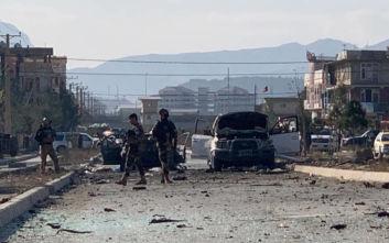 Τρία παιδιά μεταξύ των θυμάτων της βομβιστικής επίθεσης στο Αφγανιστάν